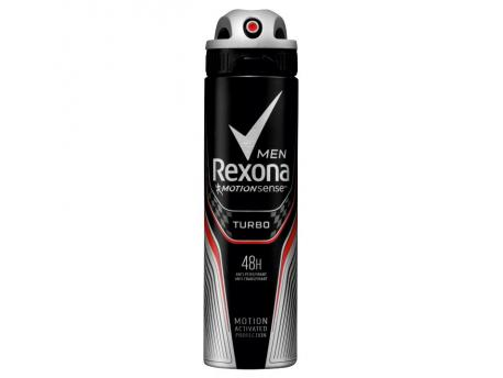 Men deodorant spray dry turbo