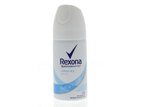 Rexona Deodorant cotton