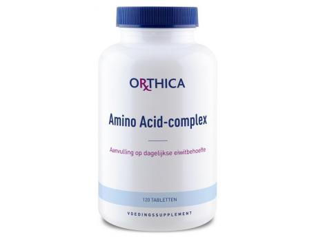 Amino Acid-complex Orthica 120tab
