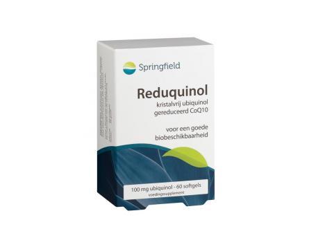 Springfield ReduQuinol 100mg 60sft