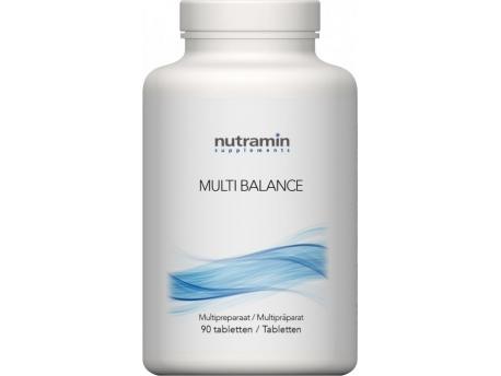 Nutramin NTM Multi balance 90tab