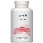 Nutramin NTM Lysine 500 90cap