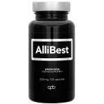 Allibest 250mg 120 capsules
