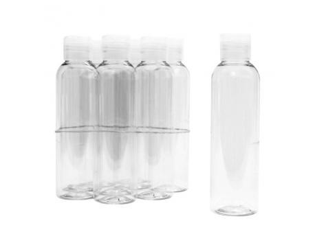 CHI Pet flacon 100 ml met klapdop 10st
