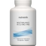 Nutramin Ntm Multi balance fe cu free 90cap
