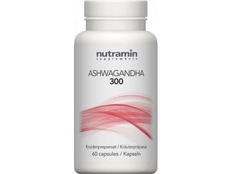 Nutramin Ashwagandha 300 60cap