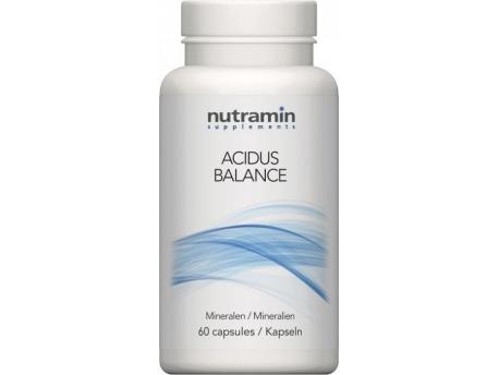 Pervital Acidus balance 60cap