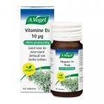 A.Vogel Vitamine D3 10ug 100tab