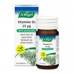 A.Vogel Vitamine D3 25ug 100tab