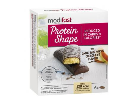 Modifast Control pure & white chocolate 6x31g