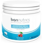 Barinutrics Calciumcitraat kers 90tab