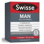 Swisse Ultivite man proefverpakking 14st