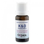 Orthica Vitamin K & D drops 10ml