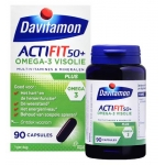 Davitamon Actifit 50+ omega 3 90cap