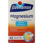 Davitamon Magnesium Spieren en botten 42tab