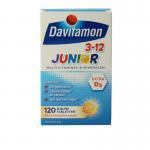 Davitamon Junior 3+ Multi Fruit 120kt