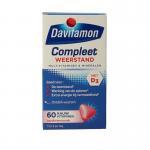 Davitamon Chewable Vitamins strawberry 60tab