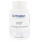 Ortholon PRO 3127 L-Theanine Hop Valeriaan 60cap