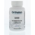 Ortholon PRO 3201 Multi Vitamineralen 60vcaps