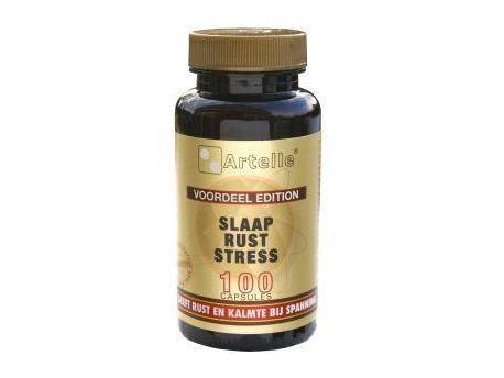 Artelle Slaap rust stress 100cap
