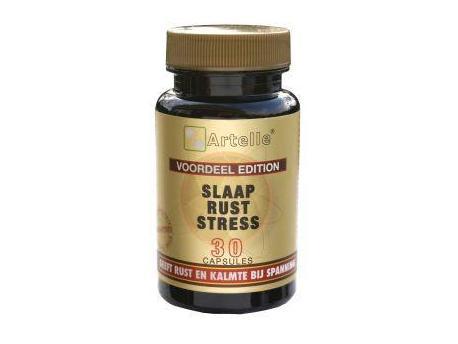 Artelle Slaap rust stress 30cap