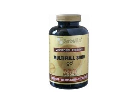 Artelle Multi Full 3000 250tab