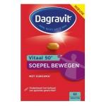 Dagravit Vitaal 50+ soepel bewegen 60tab