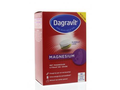 Dagravit Magnesium 50ktab