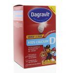 Dagravit kids calcium + vit d@