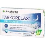 Arkorelax Melatonin 1 mg 30tab