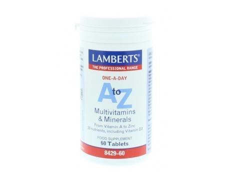 Lamberts A-Z Multi 60tab