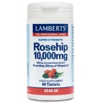 Lamberts Rosehip 10.000 mg 60tab