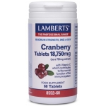 Lamberts Cranberry 18,750 mg 60tab
