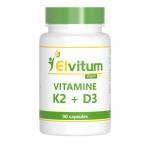 Elvitaal vitamin K2 + D3 90cap