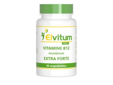 Elvitaal Vitamin B12 Forte 90st