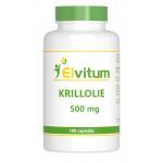 Elvitaal Krill Olie 500 mg 180caps
