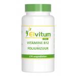 Elvitaal Vitamine B12 + foliumzuur 270zt