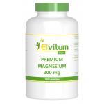Elvitaal Magnesium 200 mg premium 180tab