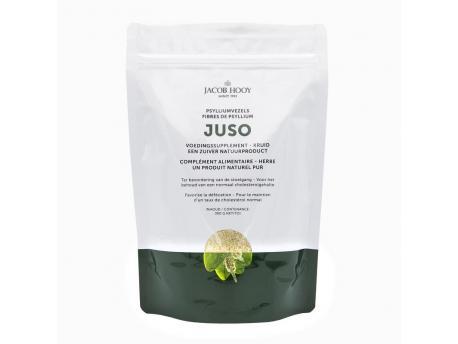 Jacob Hooy Juso psyllium auxiliary fibers 300g