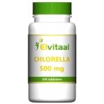 Elvitaal Elvitaal Chlorella 500mg 200tab 200tab