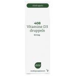 AOV 408 Vitamine D3 druppels