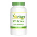 Elvitaal Wild yam 100mg 16% diosgenine 120cap