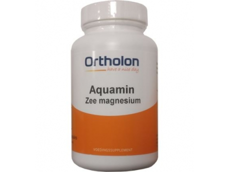 aquamin zee magnesium Ortholon