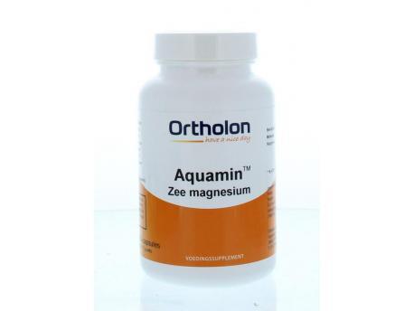 Ortholon Aquamin Zee Magnesium 120cap