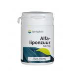 Springfield Liponzuur 100mg 60vc
