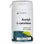 Springfield Acetyl L carnitine 60vc