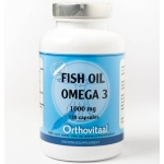 Orthovitaal Omega 3 fish oil 1000mg 120cap