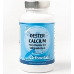 Orthovitaal Oesterkalk & D3 120tab