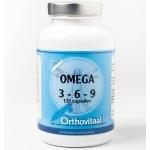 Orthovitaal Omega visolie 3 6 9 120cap