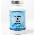 Orthovitaal Vitamine E 400 100cap